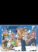 『ONE PIECE』コミックカレンダー2017(大判)