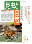 昆虫と自然 2016年 10月号 [雑誌]