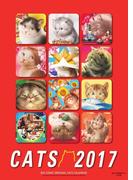 2017年 ビッグコミックオリジナル 村松誠 猫カレンダー