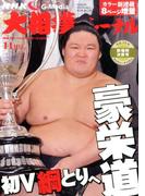 NHK大相撲ジャーナル 2016年 11月号 [雑誌]