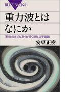重力波とはなにか 「時空のさざなみ」が拓く新たな宇宙論(ブルー・バックス)
