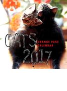 猫カレンダー 2017