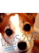 犬カレンダー 2017