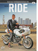 NOBLE RIDE VOLUME001 Special Issue:The Distinguished Gentleman's Ride
