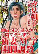 絶倫SEX、処女から有閑マダムまで 新妻M字開脚調教(1)(アネ恋♀宣言)