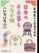 日本の手仕事をつなぐ旅 久野恵一と民藝の45年 いろいろ1