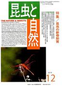 昆虫と自然 2016年 12月号 [雑誌]