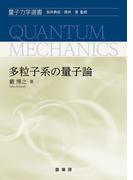 多粒子系の量子論 (量子力学選書)