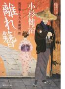 離れ簪 長編時代小説書下ろし (祥伝社文庫 風烈廻り与力・青柳剣一郎)(祥伝社文庫)