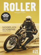 ROLLER magazine VINTAGE MOTORCYCLE AND STUFF #21(2016.WINTER) SAND FLATS SYNDROME