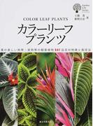 カラーリーフプランツ 葉の美しい熱帯・亜熱帯の観葉植物547品目の特徴と栽培法