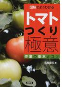図解でよくわかるトマトつくり極意 作業の基本とコツ