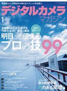 【期間限定価格】デジタルカメラマガジン 2017年1月号