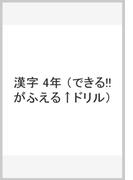 できる!!がふえるドリル小学4年国語漢字