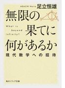 無限の果てに何があるか 現代数学への招待 (角川ソフィア文庫)(角川ソフィア文庫)