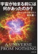 宇宙が始まる前には何があったのか?(文春文庫)