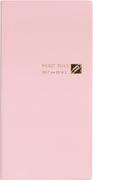 4164.ポケットブロック(ピンク) (2017年版 4月始まり)