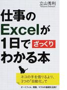 仕事のExcelが1日でざっくりわかる本 ネコの手を借りるより、3つの「自動化」で (サイエンス・アイ新書 IT・PC)(サイエンス・アイ新書)