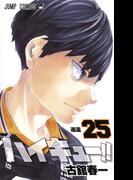 ハイキュー!! 25 返還 (ジャンプコミックス)