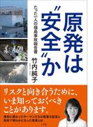 """原発は""""安全""""か~たった一人の福島事故報告書~"""