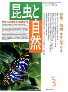 昆虫と自然 2017年 03月号 [雑誌]