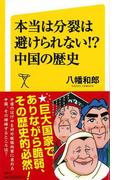 【アウトレットブック】本当は分裂は避けられない!?中国の歴史-SB新書 (SB新書)(SB新書)