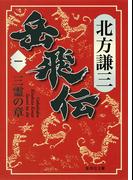 【全1-2セット】岳飛伝(集英社文庫)