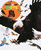 鳥 堅牢版 (講談社の動く図鑑MOVE)