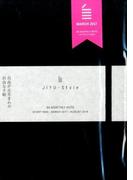 JIYU-Style B6MONTHLY NOTE 黒