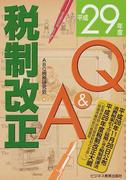 税制改正Q&A 平成29年度