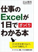 仕事のExcelが1日でざっくりわかる本(サイエンス・アイ新書)