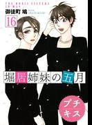 堀居姉妹の五月 プチキス(16)