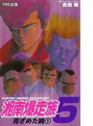 【フルカラーフィルムコミック】湘南爆走族5 青ざめた暁 1(TME出版)