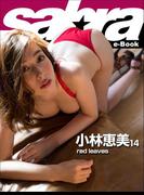 【期間限定価格】red leaves 小林恵美14 [sabra net e-Book](sabra net)