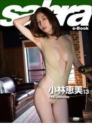 【期間限定価格】red leaves 小林恵美13 [sabra net e-Book](sabra net)