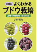図解よくわかるブドウ栽培 品種・果房管理・整枝剪定