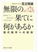 無限の果てに何があるか 現代数学への招待(角川ソフィア文庫)