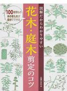 図解だからわかりやすい花木・庭木剪定のコツ 100種類もの木の手入れが自分でできる