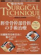 整形外科SURGICAL TECHNIQUE 手術が見える・わかる専門誌 第7巻2号(2017−2) 脛骨骨幹部骨折の手術治療