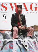 SWAG HOMMES vol.4(2017SPRING/SUMMER ISSUE) sneaker stories