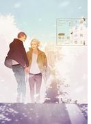 春と秋とソラの色 -Complete Book 2-【電子限定版】【イラスト入り】(ダリア文庫e)