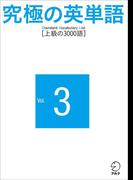【期間限定価格】究極の英単語 SVL Vol.3 上級の3000語
