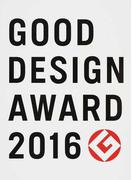 GOOD DESIGN AWARD YEAR BOOK 2016