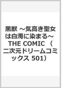 黒獣 〜気高き聖女は白濁に染まる〜 THE COMIC (二次元ドリームコミックス 501)