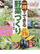 一坪でできる野菜づくり 春・秋合わせて31種類 (ブティック・ムック)(ブティック・ムック)