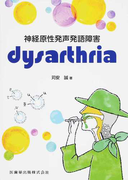 神経原性発声発語障害dysarthria