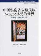 中国雲南省少数民族から見える多元的世界 国家のはざまを生きる民 (叢書「排除と包摂」を超える社会理論)