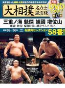 大相撲名力士風雲録 17 (分冊百科シリーズ 月刊DVDマガジン)