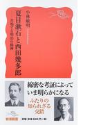 夏目漱石と西田幾多郎 共鳴する明治の精神 (岩波新書 新赤版)