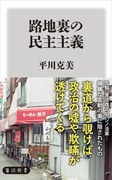 路地裏の民主主義(角川新書)
